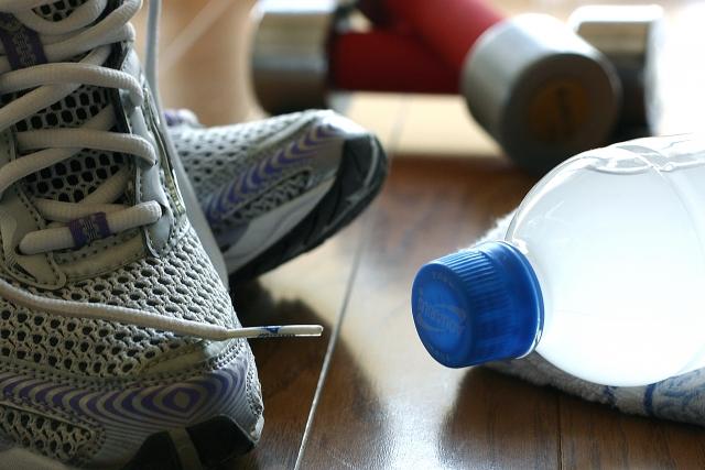 スポーツ準備