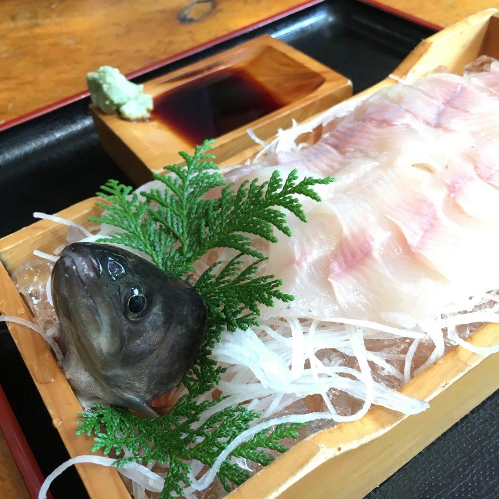 ひろつぎ 岩魚おつくり