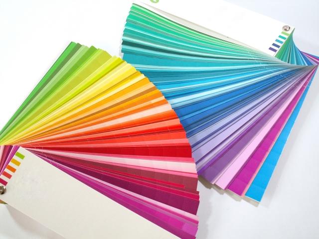 カラー 色見本