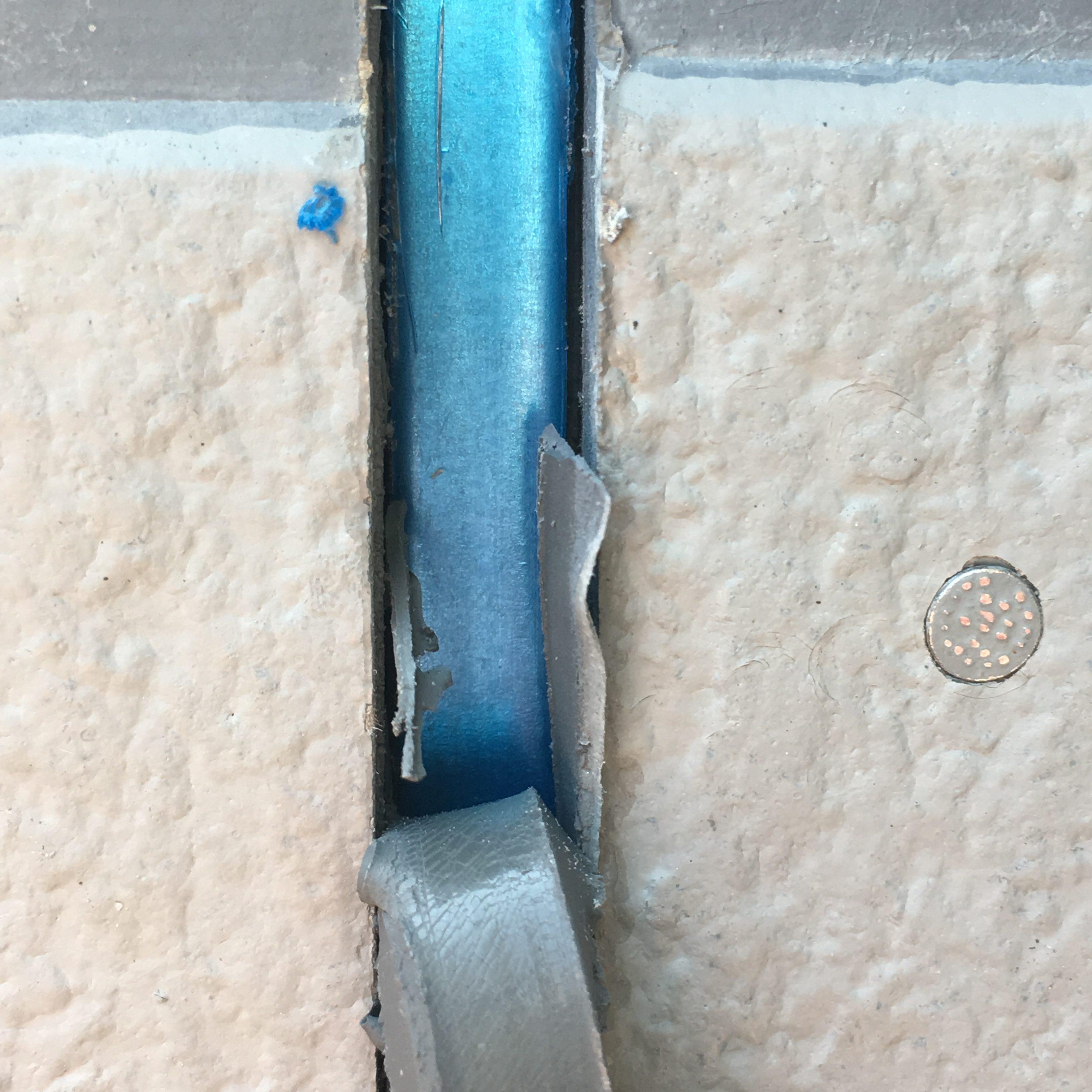 外壁コーキング カッター