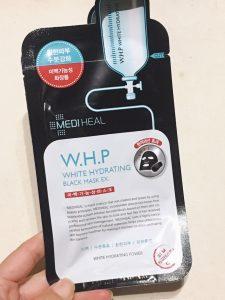 メディヒール W.H.P 美白水分 ミネラル 炭