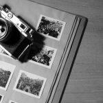 カメラとモノクロ写真