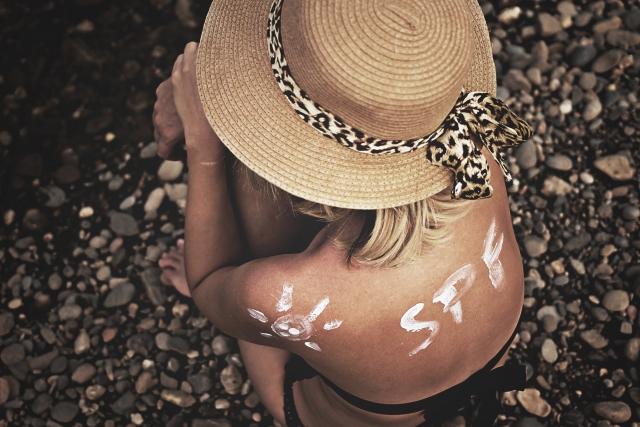 日焼け SPF 女性