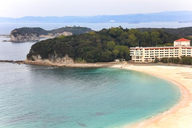 和歌山県の白浜