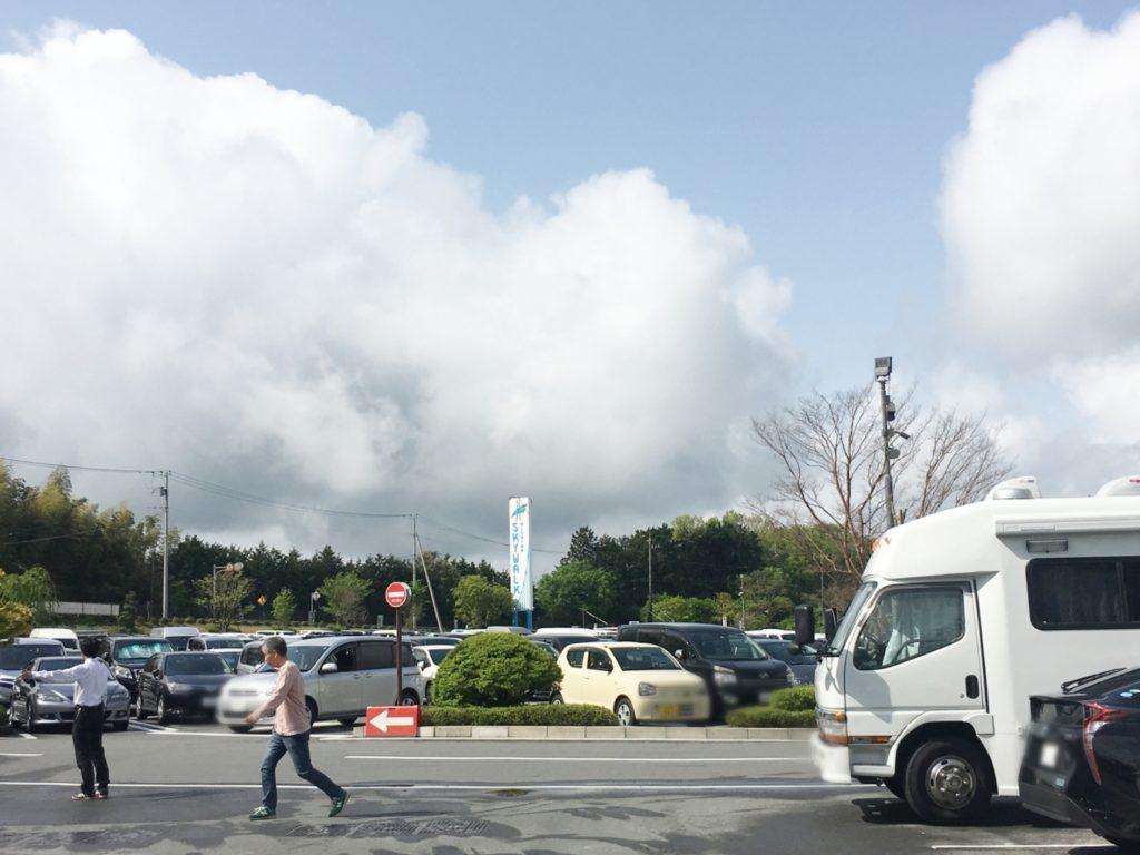 三島スカイウォーク 駐車場