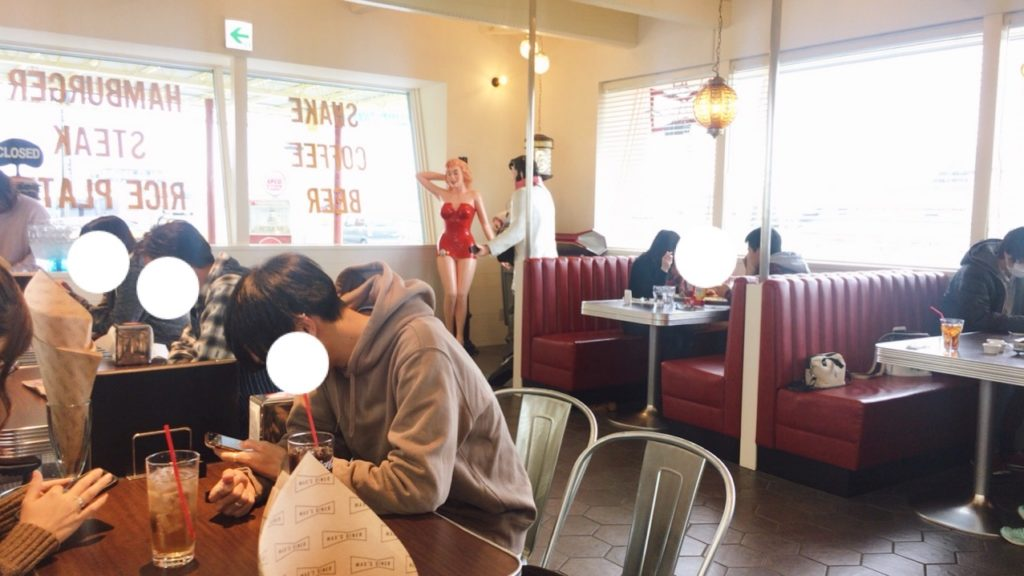 「may's diner 掛川」の画像検索結果