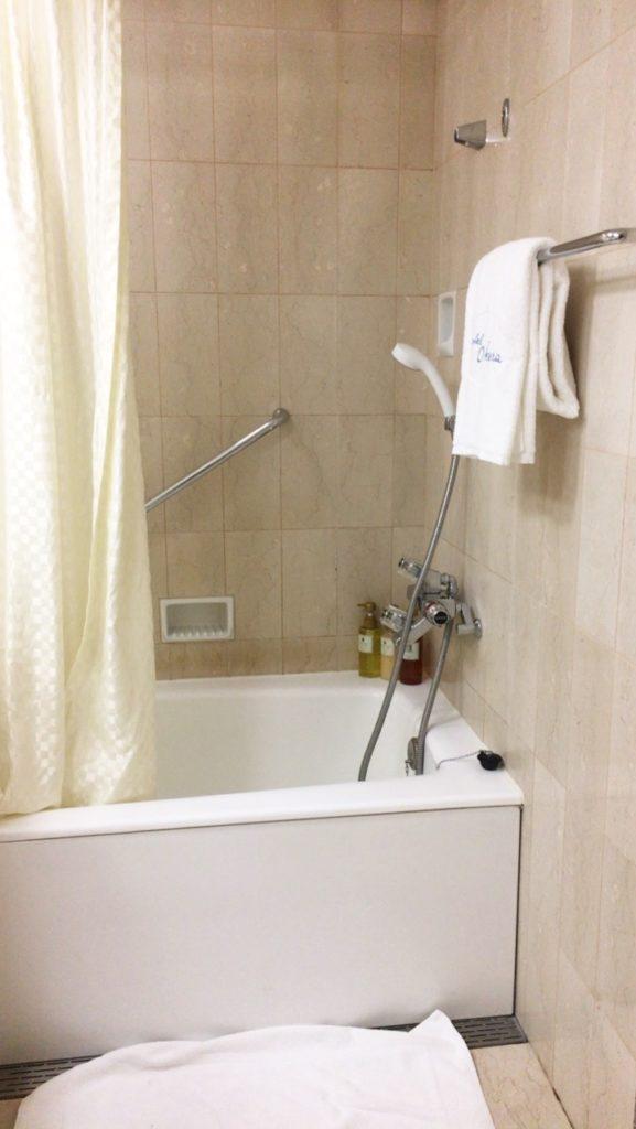 ホテルオークラ神戸 お風呂
