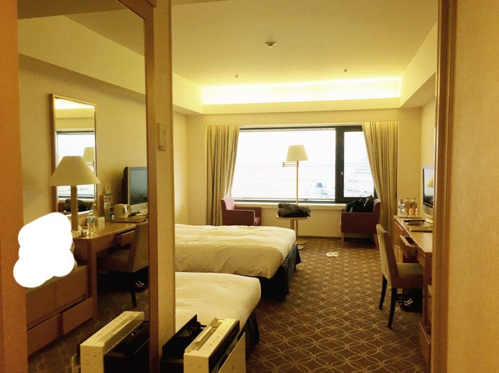 ホテルオークラ神戸 客室