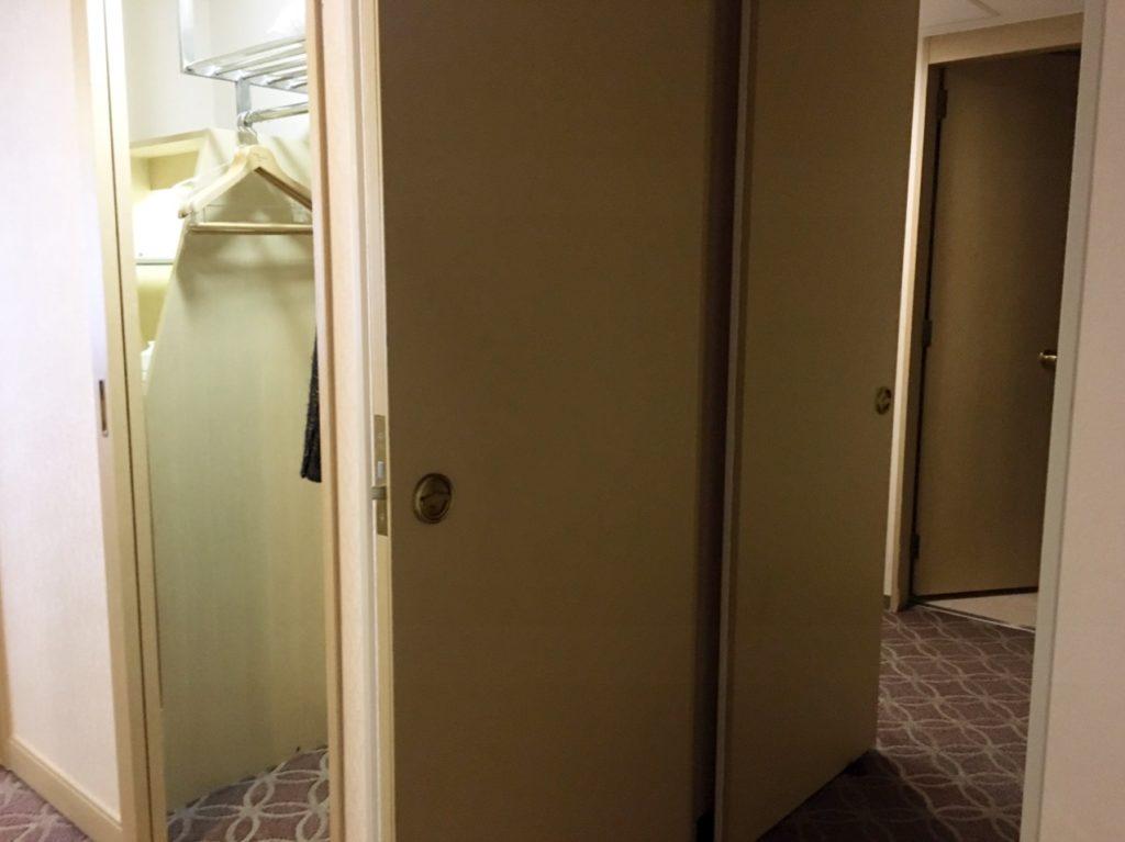 ホテルオークラ神戸 コネクティングルーム