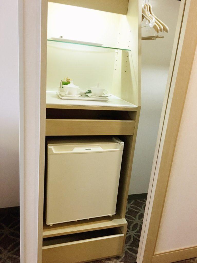ホテルオークラ神戸 冷蔵庫なと給湯関係