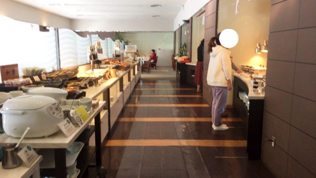ホテルオークラ神戸 朝食